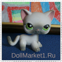 LPS cat shorthair #125